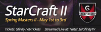 Starcraft Spring Masters 2