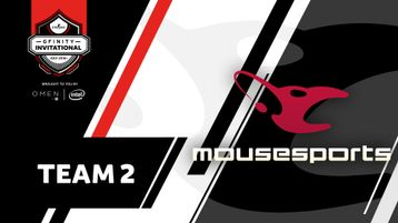 Mousesports Heading For Birmingham