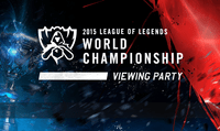 Gfinity hosting a League of Legends Worlds Viewing Party