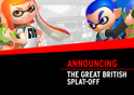 Introducing The Great British Splat-Off!