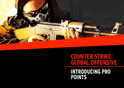 Introducing Pro Points to Counter Strike: Global Offensive