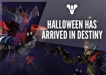 Halloween Has Arrived In Destiny :: News :: Gfinity