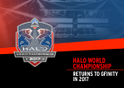 Halo World Championship returns to Gfinity in 2017