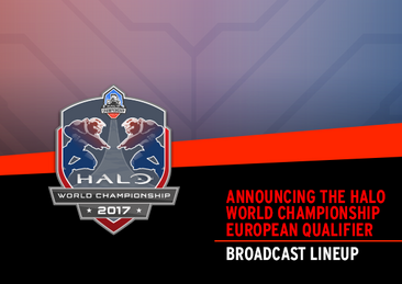 Announcing the Halo World Championship European Qualifier Broadcast Lineup