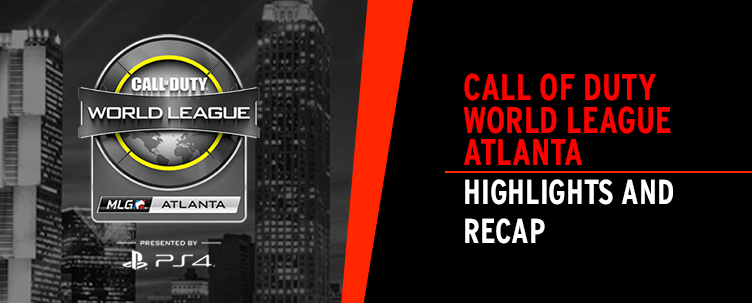 CWL Atlanta Highlights and Recap
