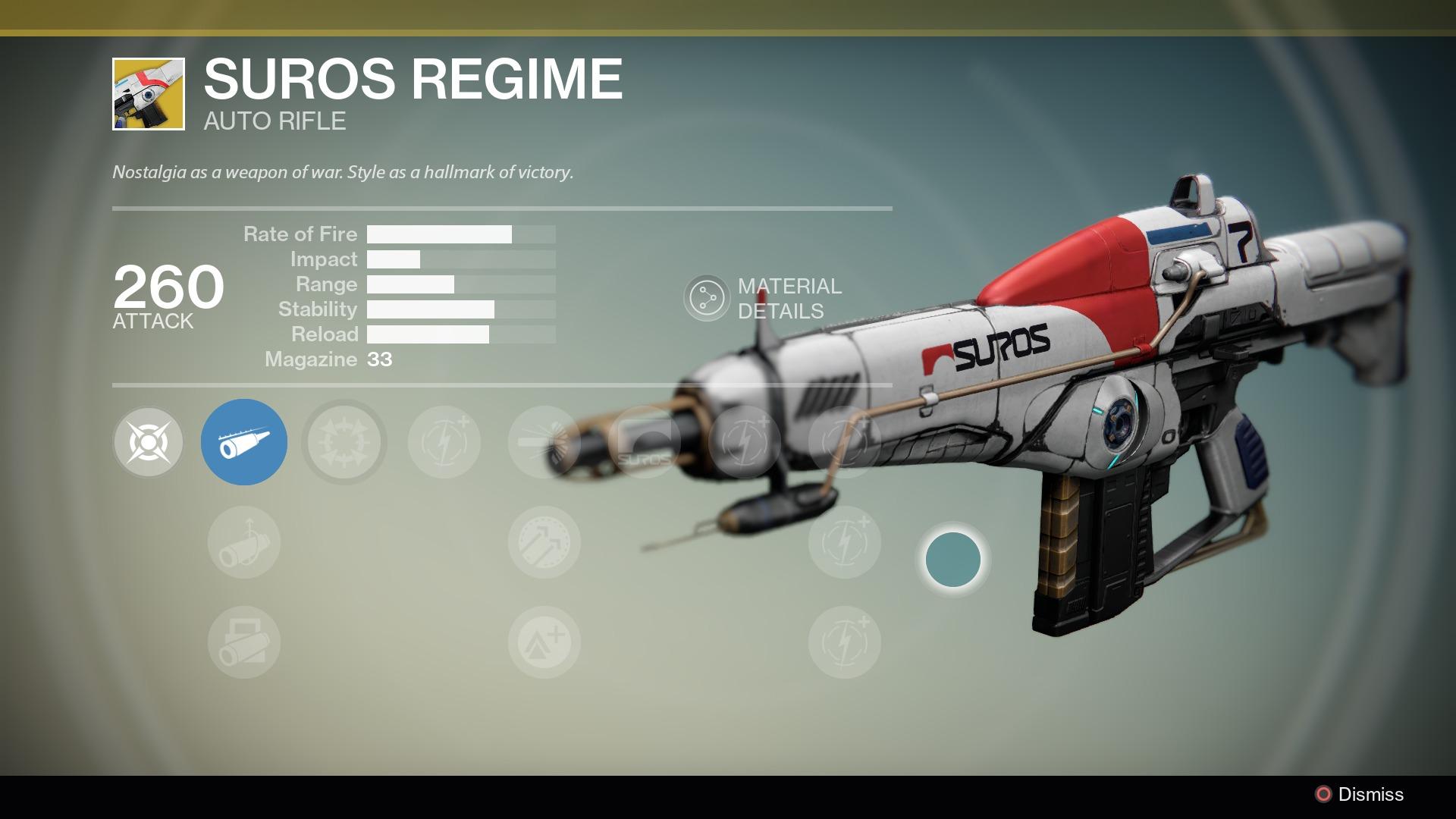 Atualização de Destiny reduz dano das Auto-Rifles e Vex