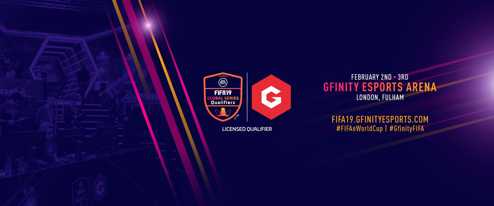 Gfinity FIFA Series February LQE