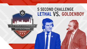 5 Second Challenge Final (Lethal vs Goldenboy)