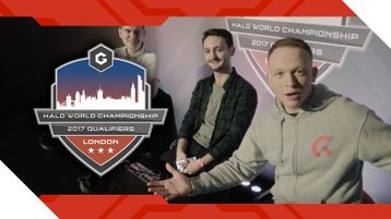 HaloWC 2017 Qualifier: London - Behind The Scenes v2