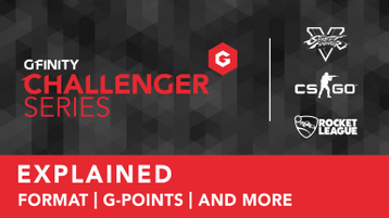 Gfinity Challenger Series Explained