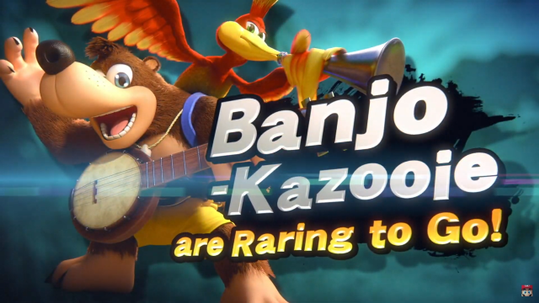 Banjo-Kazooie Super Smash Bros Ultimate DLC Character Details And Release Date