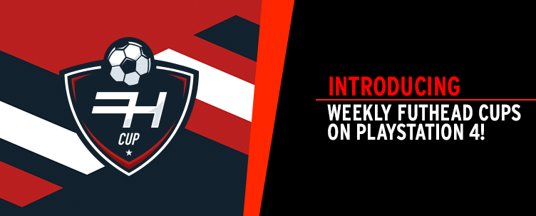 Introducing weekly FUThead cups on Playstation