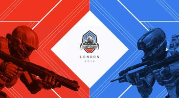 Buy your tickets for the Halo Championship Series London 2018