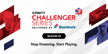 How to Sign Up and start playing the Gfinity Challenger Series Delivered by Domino's