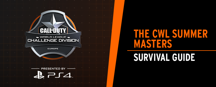 CWL Summer Masters Survival Guide