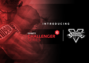 Introducing Street Fighter V to the Gfinity Elite Series
