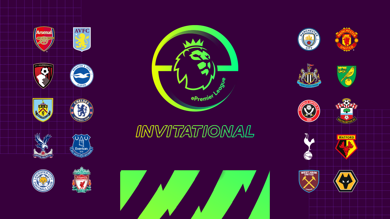 Premier League Stars Ready For Action In ePL Invitational Tournament