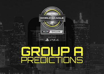 CWL Dallas – Group A Predictions