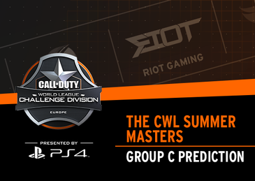 CWL Summer Masters: Group C Prediction
