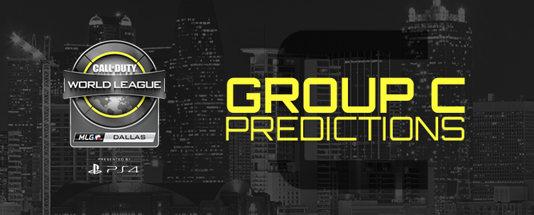 CWL Dallas - Group C Predictions