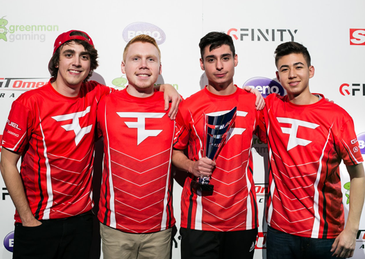 FaZe Clan Wins Call of Duty Summer Championship!