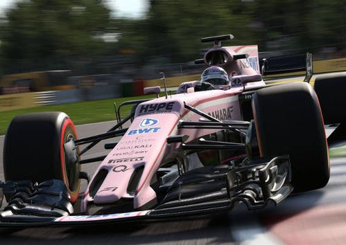 Qualification open for F1 Esports series
