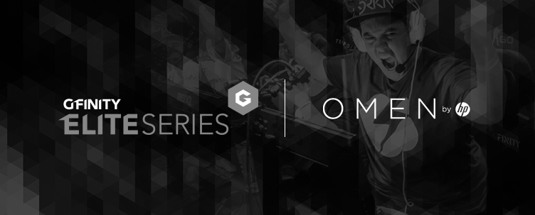 Gfinity announces OMEN by HP as the first official partner of the Gfinity Elite Series