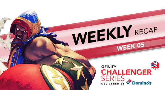 Gfinity Challenger Series Delivered by Domino's Week 5 Recap