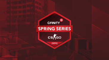 Welcome to the Gfinity CS:GO Spring Series 2018 Playoffs!