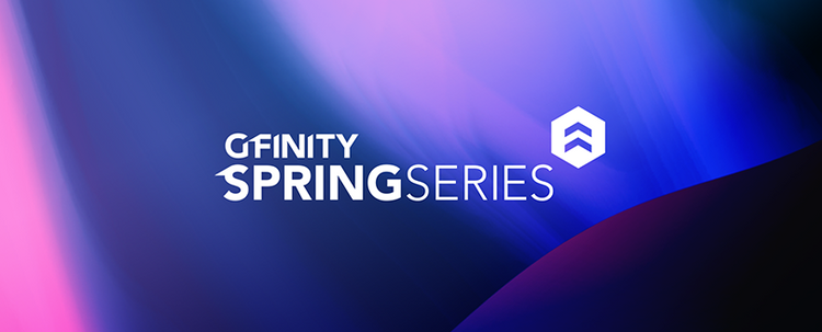 Take Part In The Gfinity Spring Series!