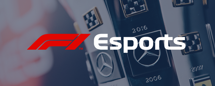 Gfinity continues esports partnership with Formula 1
