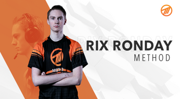 12 Questions with Gfinity's S2 Rocket League Champion Rix Ronday