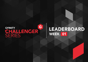 Challenger Series Week 1 Leaderboards