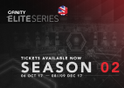 Elite Series Season 2 - Tickets Now On Sale!