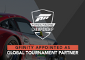 Gfinity announced as official Global Tournament Partner for Forza Racing Championship