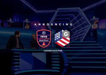 Gfinity Launches EA SPORTS FIFA 18 US Spring Cup
