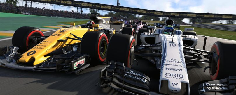 Semi-Final line-up complete for first F1® Esports Series