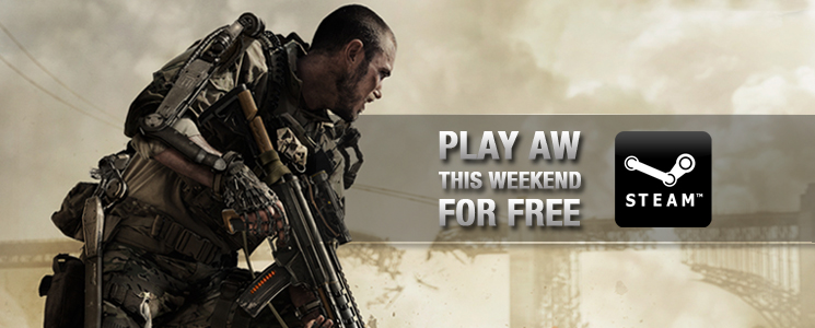 Play Call Of Duty FREE This Weekend Only!