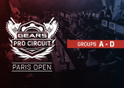 Gears Pro Circuit Paris Open Groups