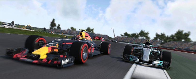 Semi-Final format for F1® Esports Series