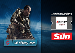 The Sun doubles CoD Open Prize Pot to £10,000!