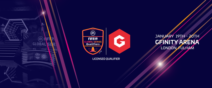 Introducing the Gfinity FIFA Series January!