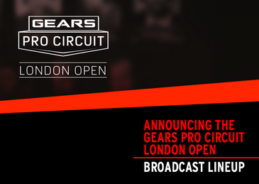 Announcing the Gears Pro Circuit London Open broadcast lineup