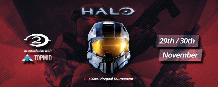 Halo 2: Anniversary LAN Championship this weekend!