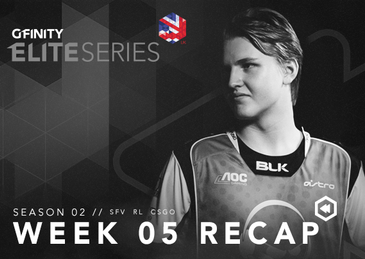 Elite Series Week 5: Scores & Standings