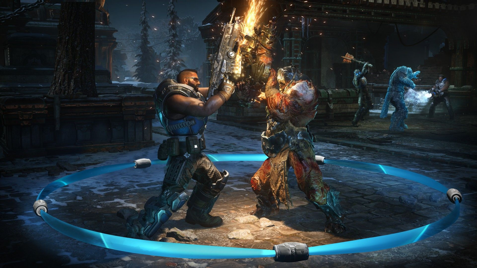 Gears 5 Dlc Maps From The Past That Need To Be Included In Gears