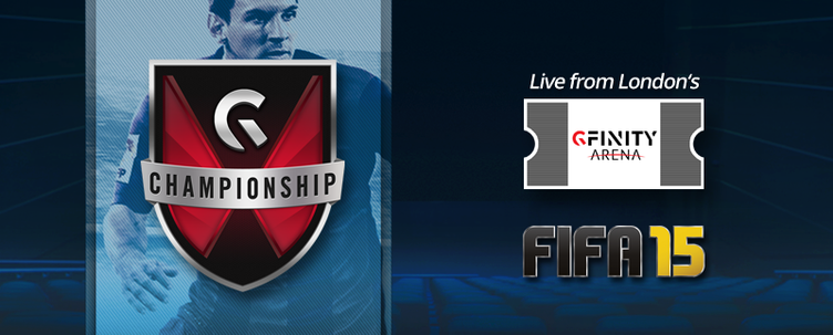 Watch and Play FIFA LIVE at the Gfinity Arena!