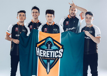 Heretics: From Underdogs to Top Dogs