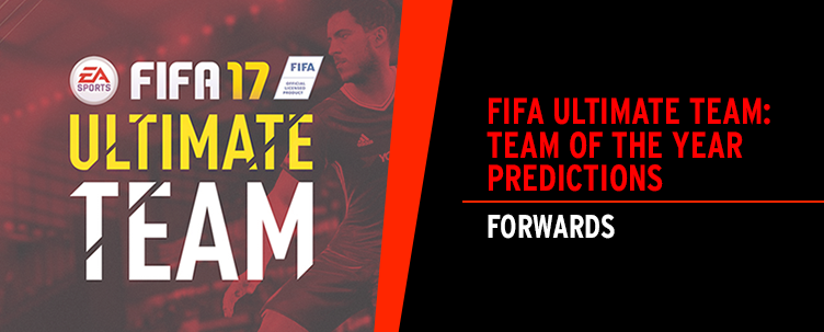 FIFA Ultimate Team: Team Of The Year Predictions - Forwards
