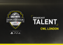 Announcing the Call of Duty World League Last Chance Qualifier Broadcast Lineup